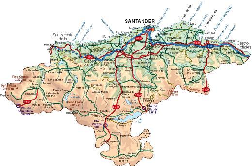 Imagen de Santander mapa 39002 2