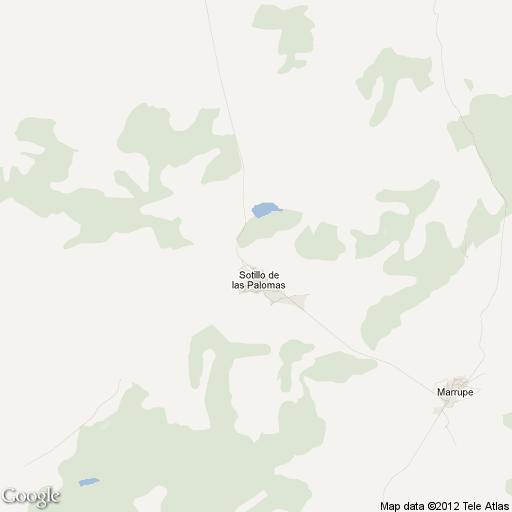 Imagen de Sotillo de las Palomas mapa 45635 2