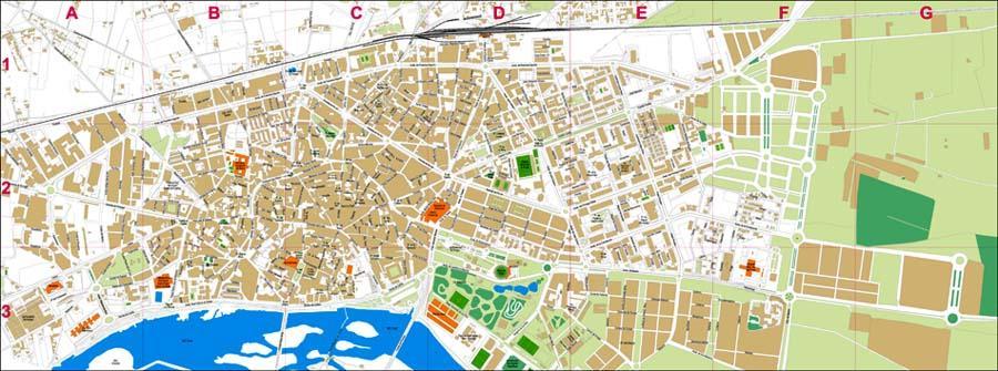 Imagen de Talavera de la Reina mapa 45600 2