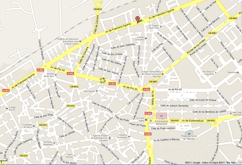 Imagen de Talavera de la Reina mapa 45600 5