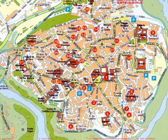 Imagen de Toledo mapa 45002 2