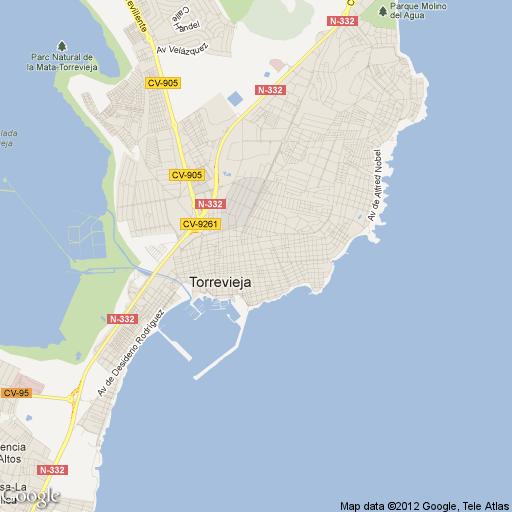 Imagen de Torrevieja mapa 03181 1