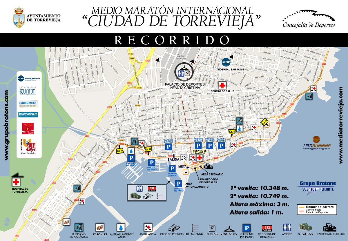 Imagen de Torrevieja mapa 03181 5