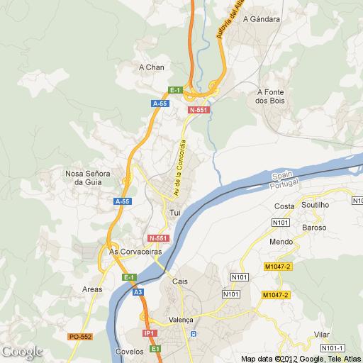 Imagen de Tui mapa 36700 1