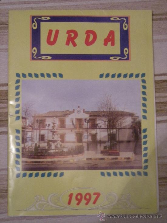 Imagen de Urda mapa 45480 2
