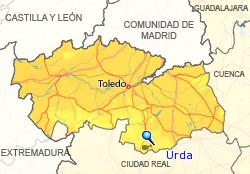 Imagen de Urda mapa 45480 5