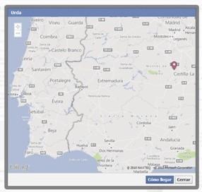 Imagen de Urda mapa 45480 6