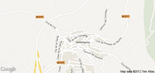 Imagen de Valdelaguna mapa 28391 4