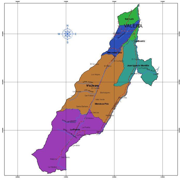 Imagen de Valera mapa 16120 1