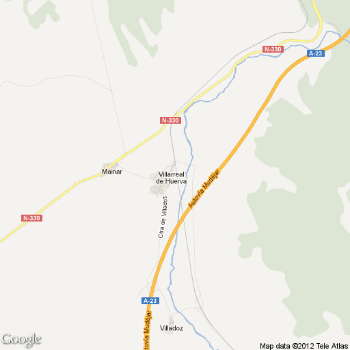50490 código postal de Villarreal de Huerva