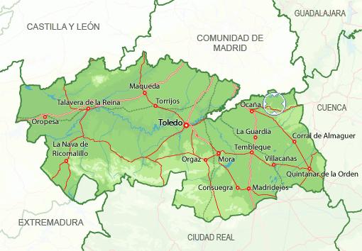 Imagen de Villarrubia de Santiago mapa 45360 3