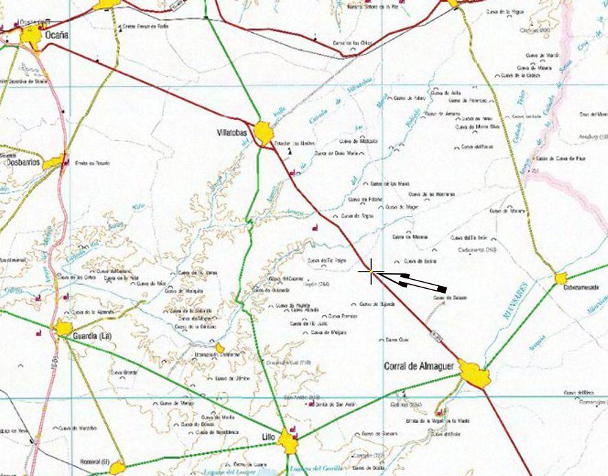 Imagen de Villatobas mapa 45310 2