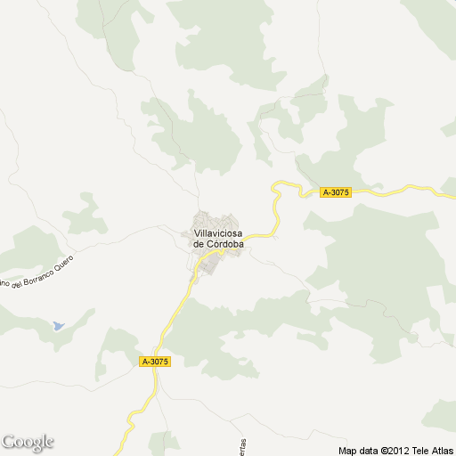 Imagen de Villaviciosa de Córdoba mapa 14300 1