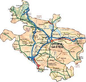 Imagen de Vitoria-Gasteiz mapa 01001 1