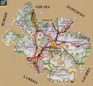 Imagen de Vitoria-Gasteiz mapa 01001 3