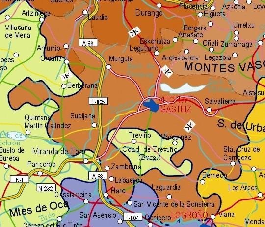 Imagen de Vitoria-Gasteiz mapa 01001 4