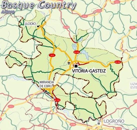 Imagen de Vitoria-Gasteiz mapa 01001 6