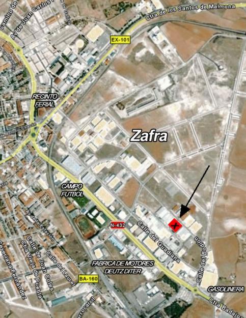 zafra provincia: